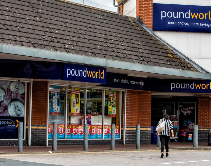 Poundworld in peril: Ten UK retailers facing troubled times in 2018