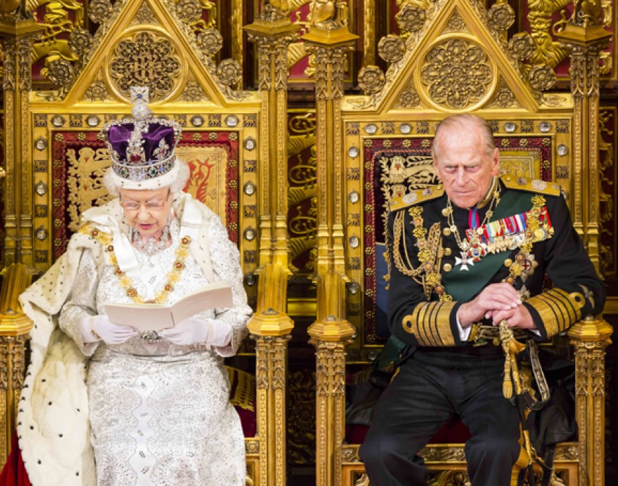 Queen's Speech puts small business at the top of the government agenda