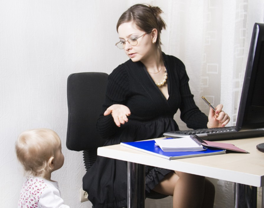Re-entry remains a sticking point for working mothers