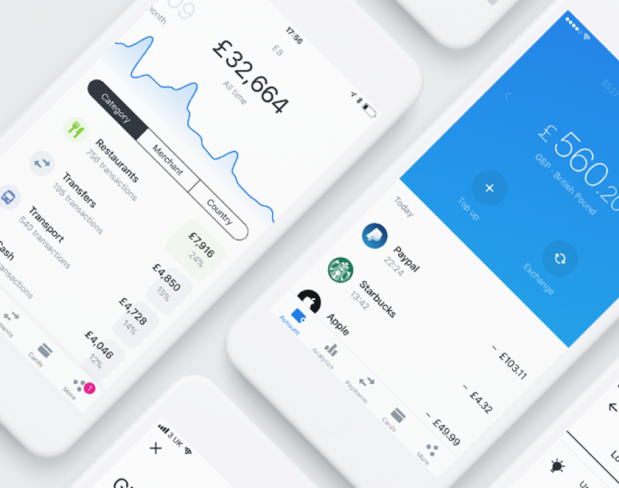 Revolut banks $250m series C investment and becomes Europe's latest fintech unicorn
