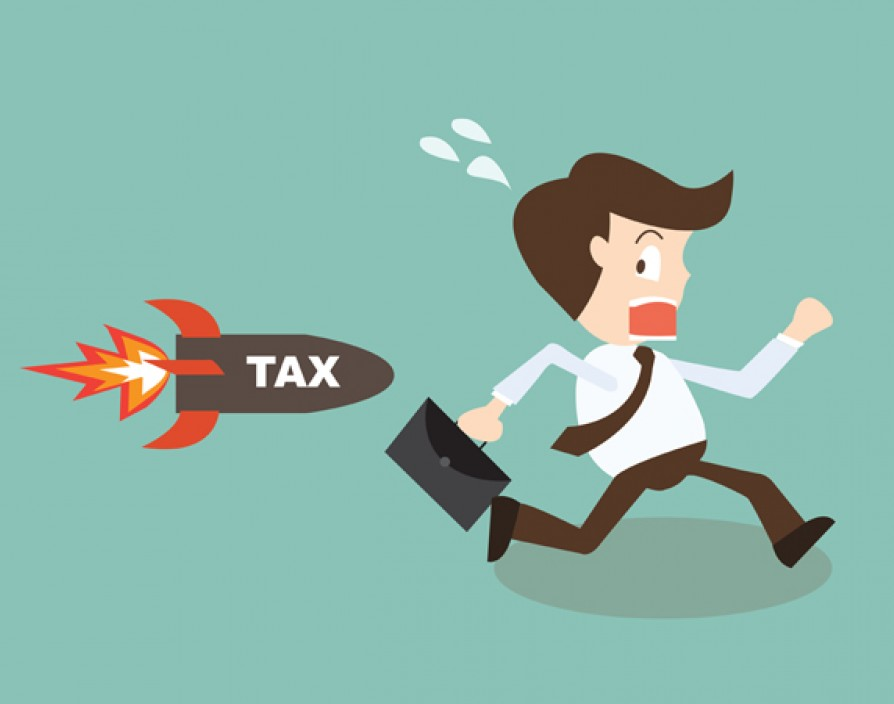 SMEs feel the full force of the taxman