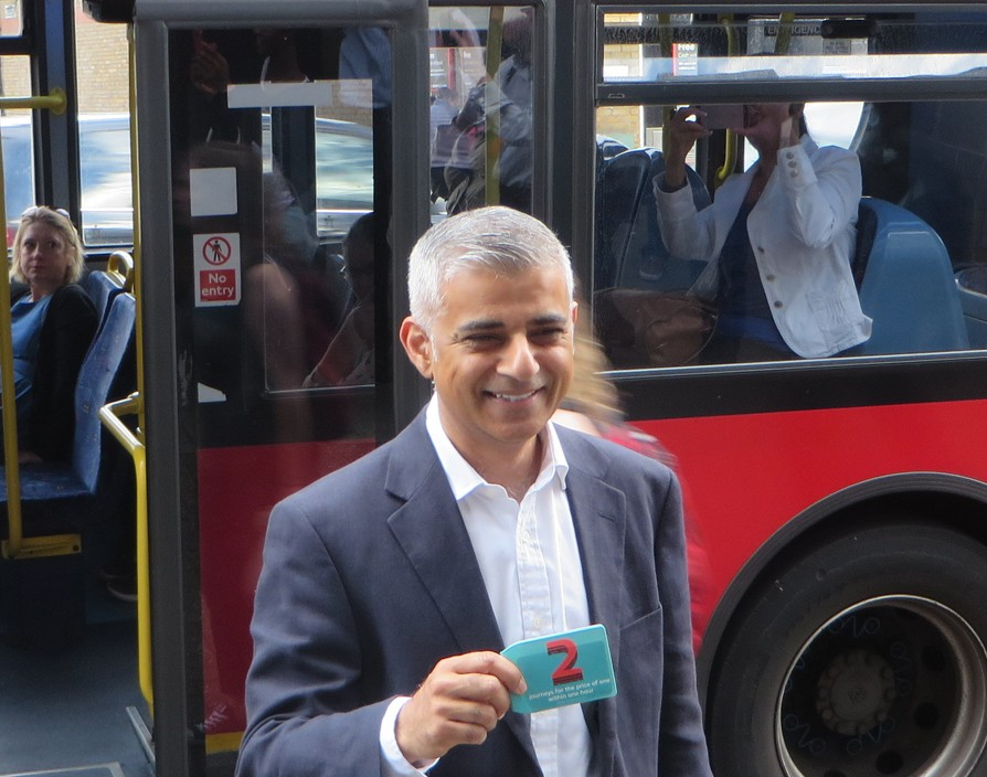 Sadiq Khan gives India's 20 fastest growing companies a place in London
