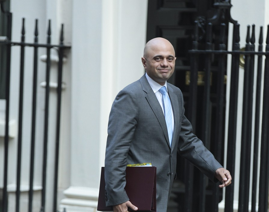 Sajid Javid launches new All-Party Parliamentary Group for Entrepreneurship
