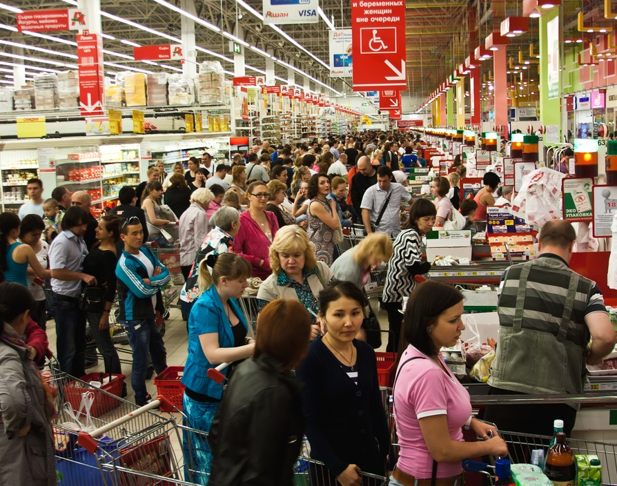 Seven Times When The Black Friday Shopping Craze Went Crazy Elite Business