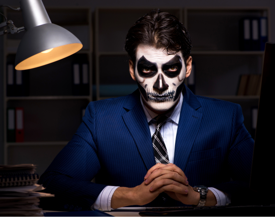 Seven ways to avoid haunting the nightmares of your employees