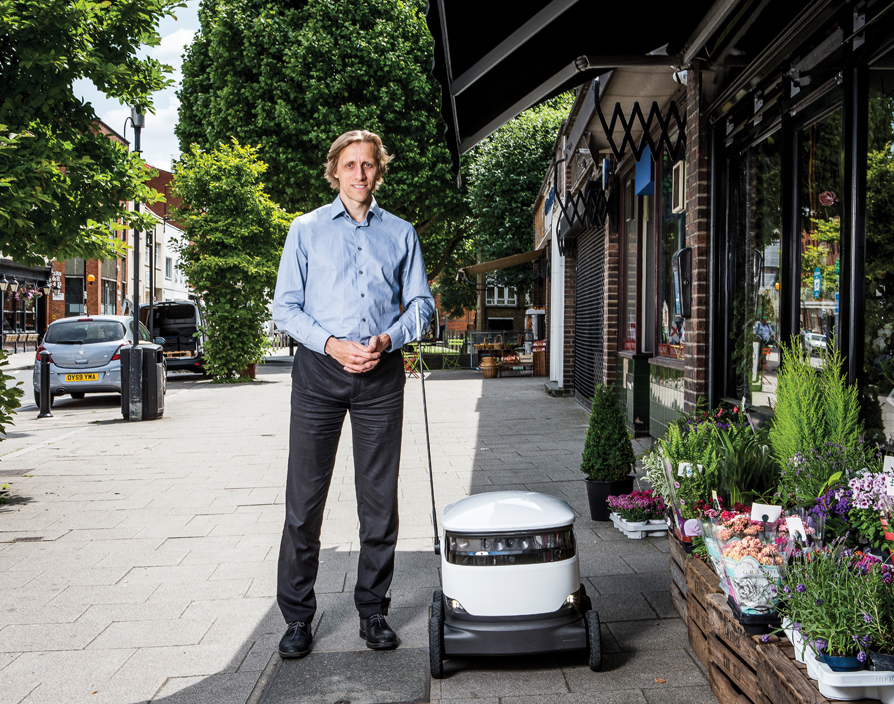Street smarts: how Starship Technologies is revolutionising deliveries with robots