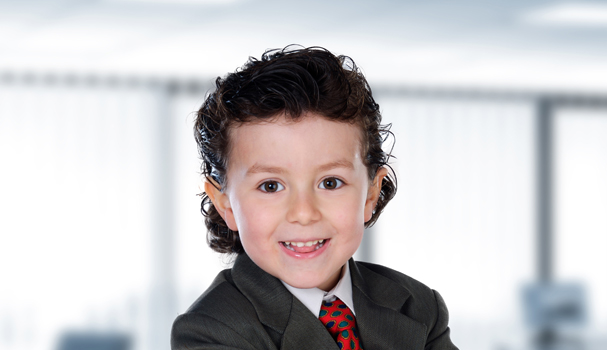 Success in sales can be indicated as early as childhood