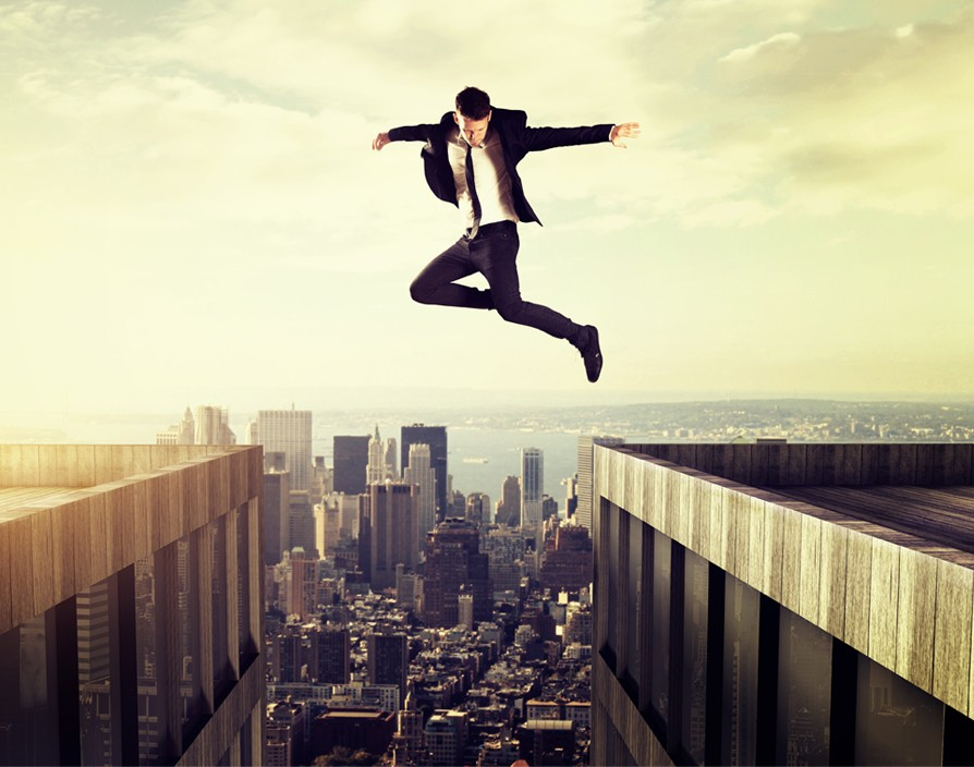 Taking the leap into tech entrepreneurship