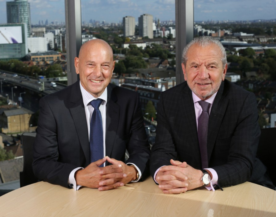 The Apprentice: Claude Littner replaces Nick Hewer as Lord Sugar's right-hand man