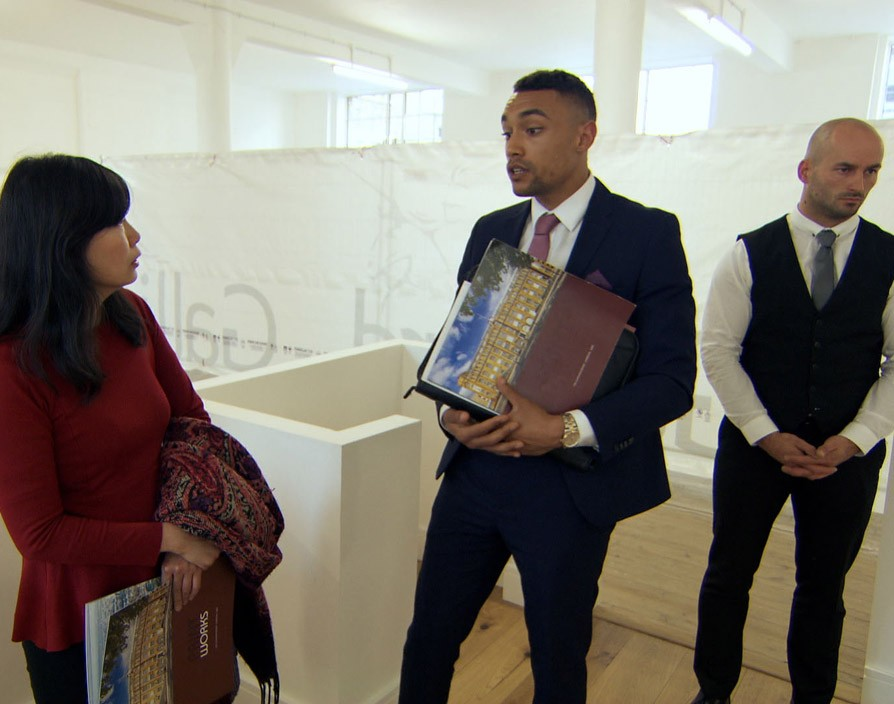 The Apprentice: Selina sacked and Scott storms off
