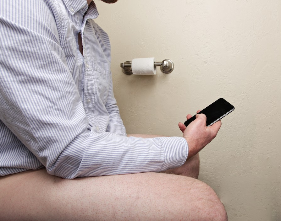 The state of office toilets has left half of employees appalled