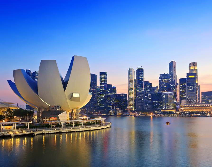 The stirring startup scene in Singapore
