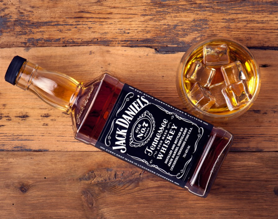 At least there won't be a shortage of Jack Daniels as UK and US sign a wine and spirits trade deal