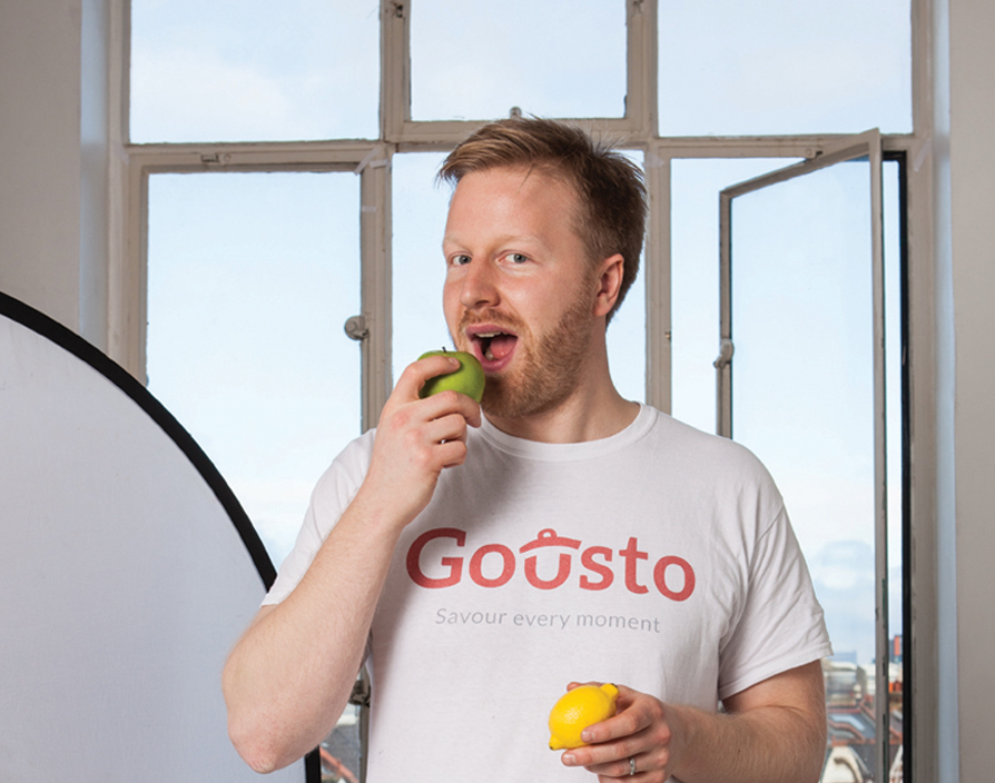 Recipe for success: Gousto's Timo Boldt is bringing Britain mouthwatering meals