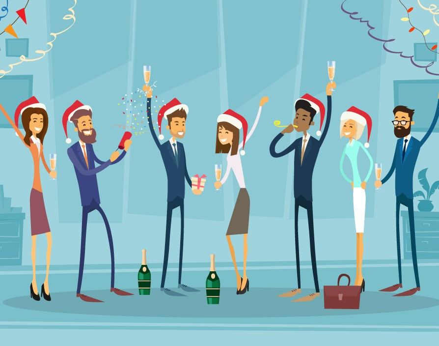 UK businesses to spend £955m on Christmas parties this year