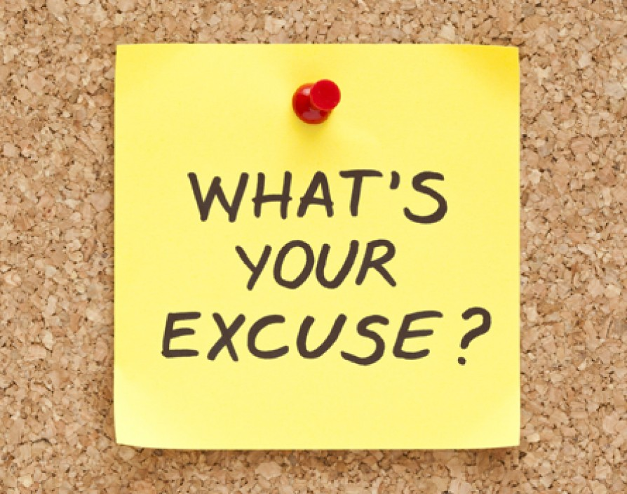 Unhealthy excuses