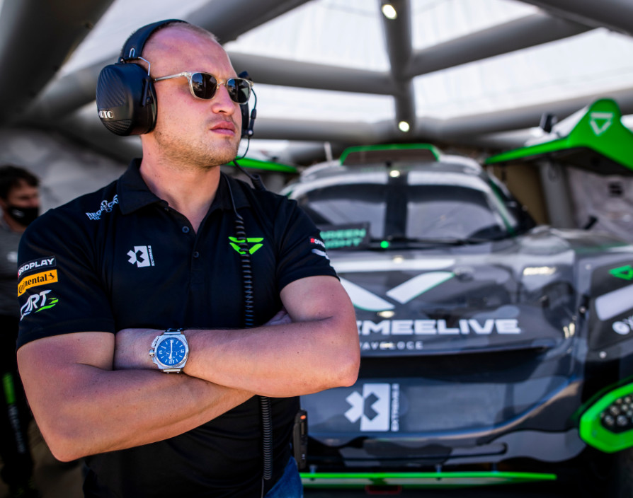 Veloce's driving ambition