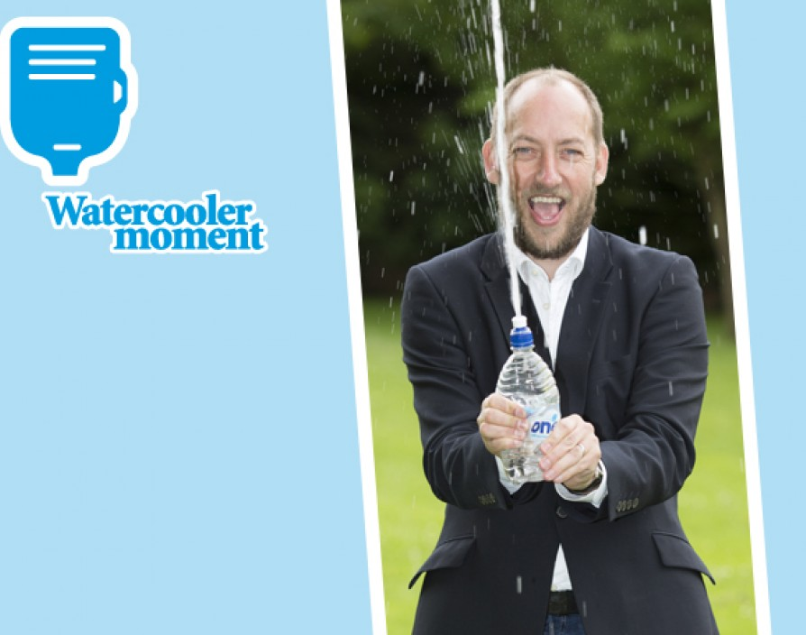 A watercooler moment with... Duncan Goose