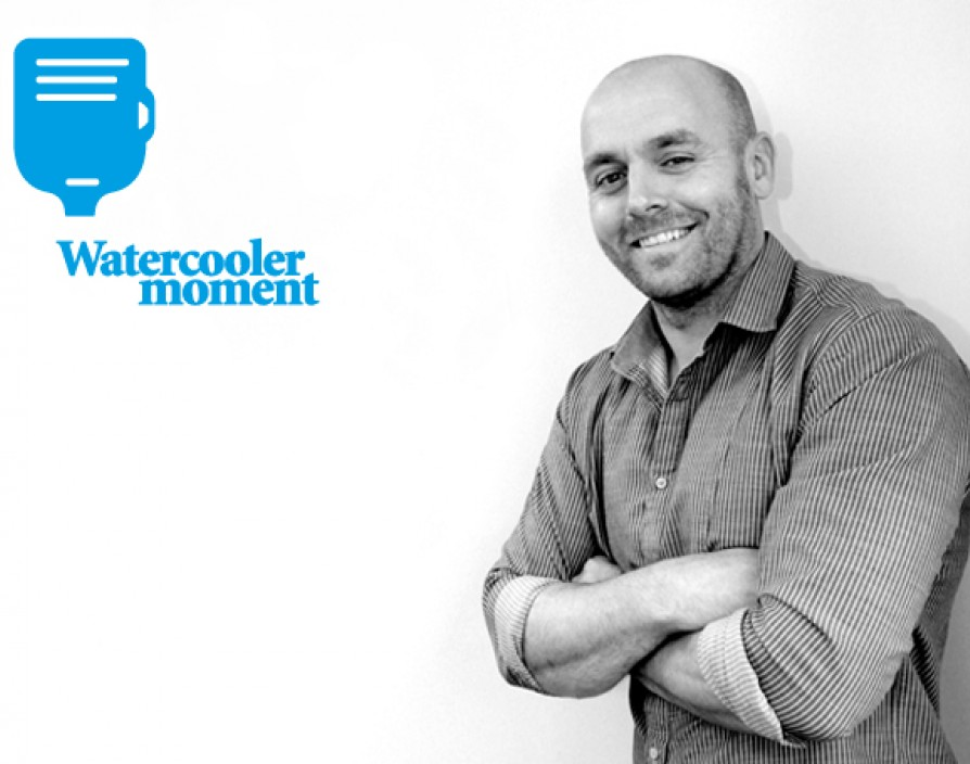 A watercooler moment with... Jon Woodall
