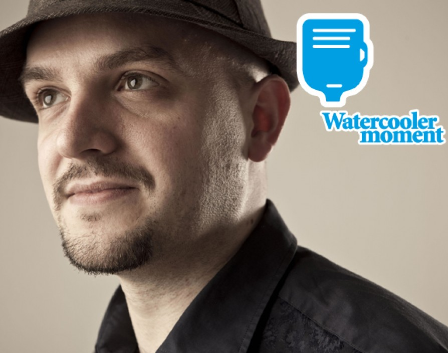 A watercooler moment with... Matt McNeill