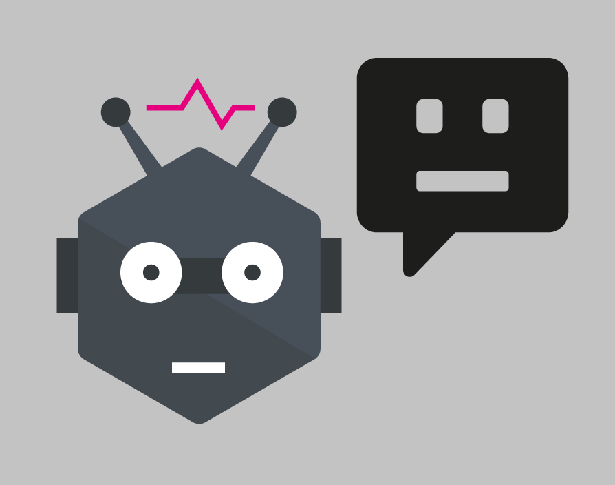 We need to talk about chatbots