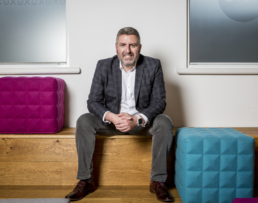 Why Gary Turner left a cushy job at Microsoft to found Xero UK