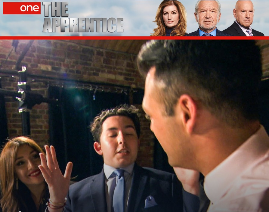 The Apprentice 2019: If you don't put your foot down, you will go home
