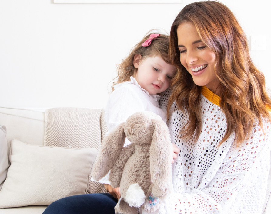 Made in Chelsea's Binky Felstead invests in child care app all parents need in their life