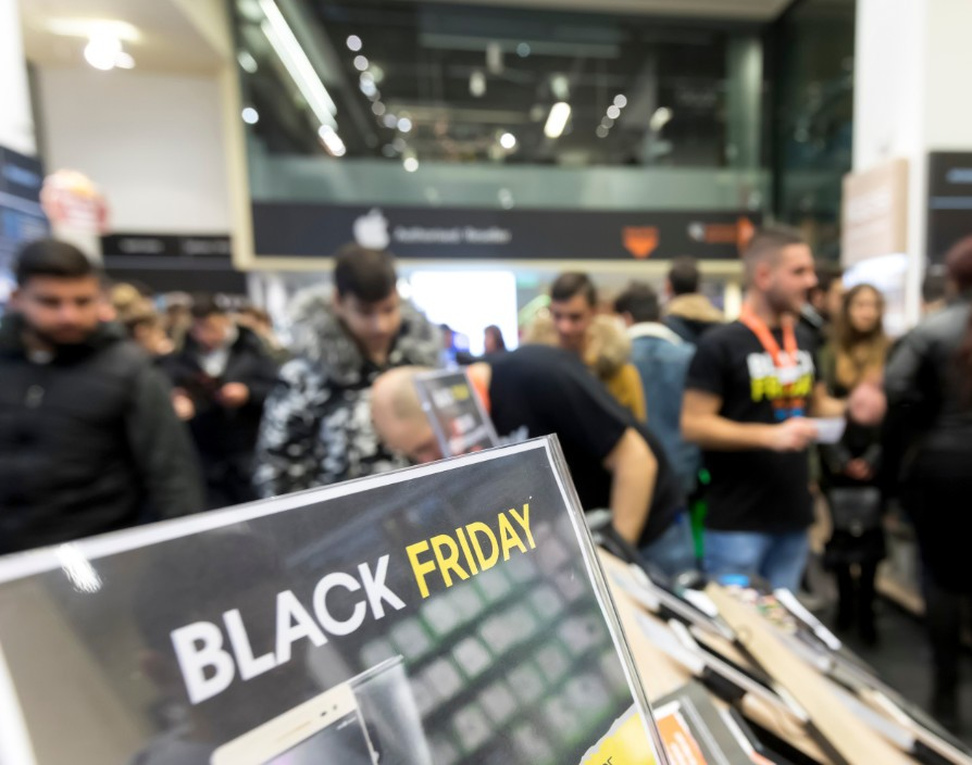 Black Friday: A global phenomenon shifting shoppers off our high streets