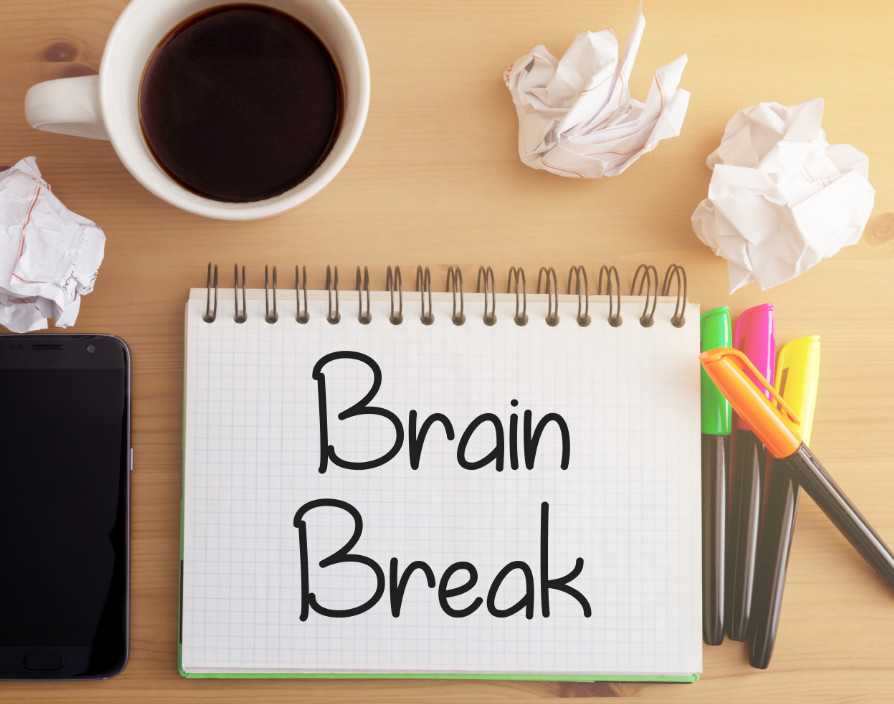 Why taking brain breaks is important for creativity