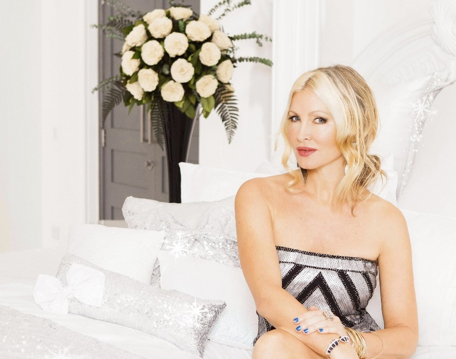"""Model turned CEO Caprice Bourret believes business is still a """"man's world"""", but it is getting better"""