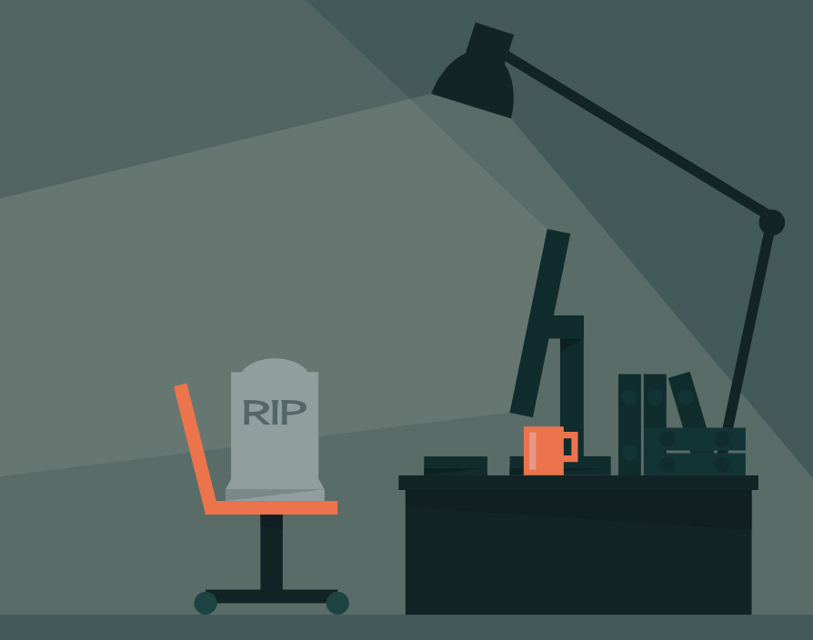 We aren't experiencing the death of the office – but the rise of blended working