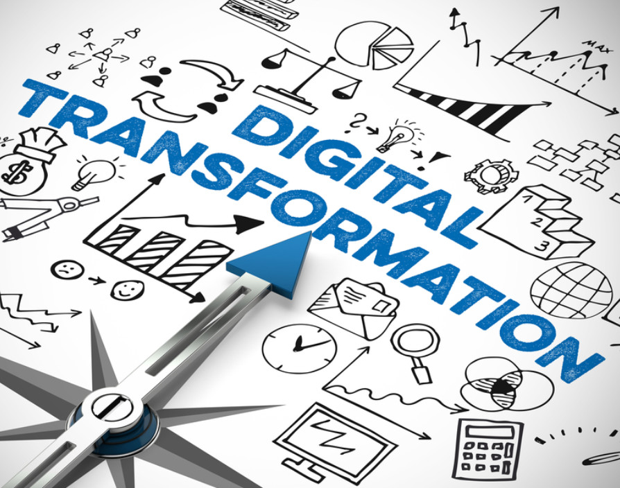 What does 'digital transformation' really mean in a workplace?