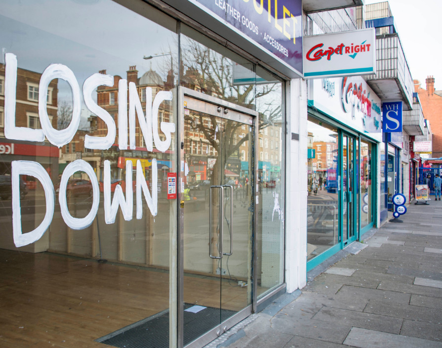 Government extends measures to halt business evictions and support high street firms