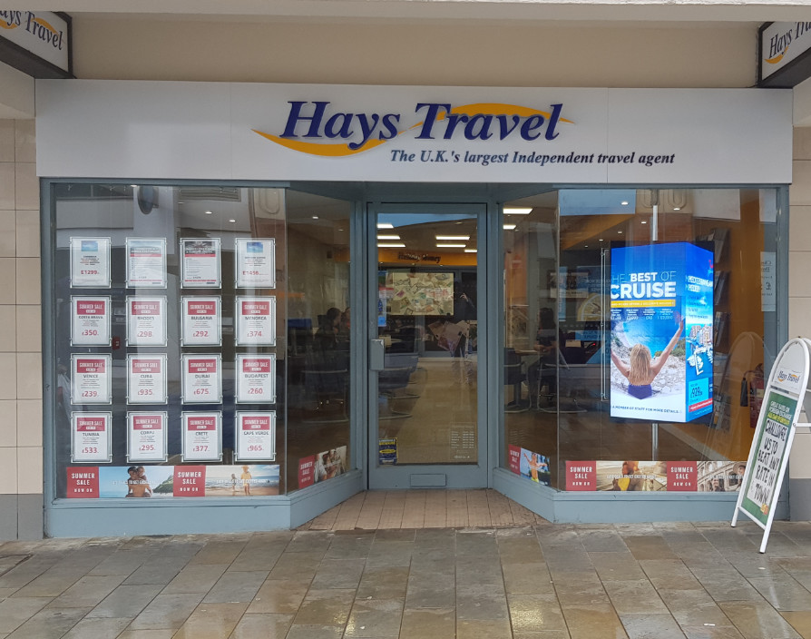 Hundreds of Thomas Cook back to work after Hays Travel reopens dozens of stores