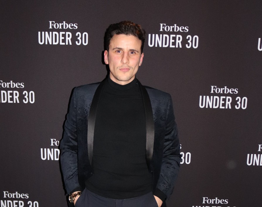 Expelled from school to Forbes 30 Under 30