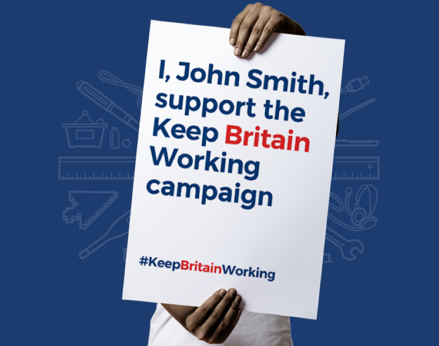 """""""Keep Britain Working"""" campaign launched to help people get back into jobs and keep UK's economy afloat during coronavirus pandemic"""