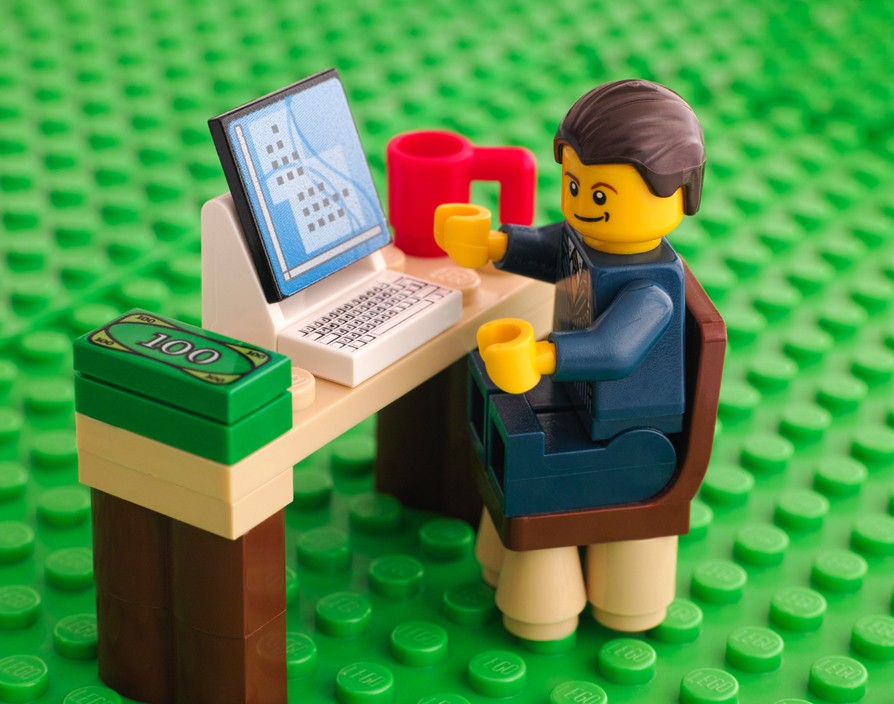 In the loop: the new playful Lego professor and disrupting startups