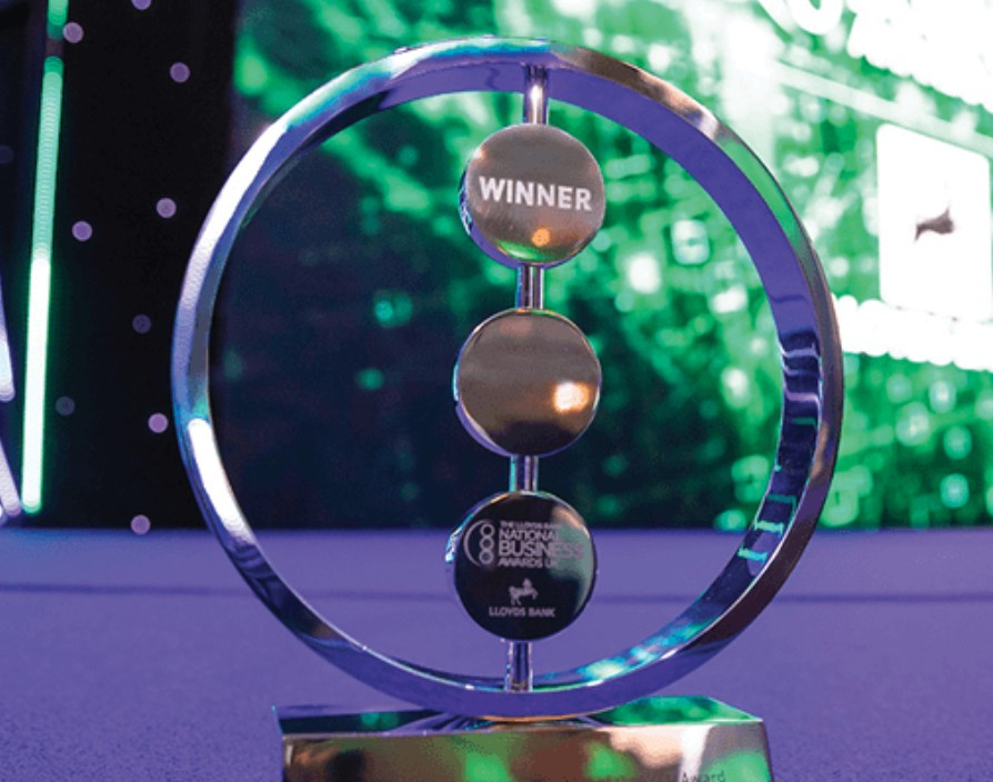 Finalists named for this year's National Business Awards sponsored by Lloyds Bank