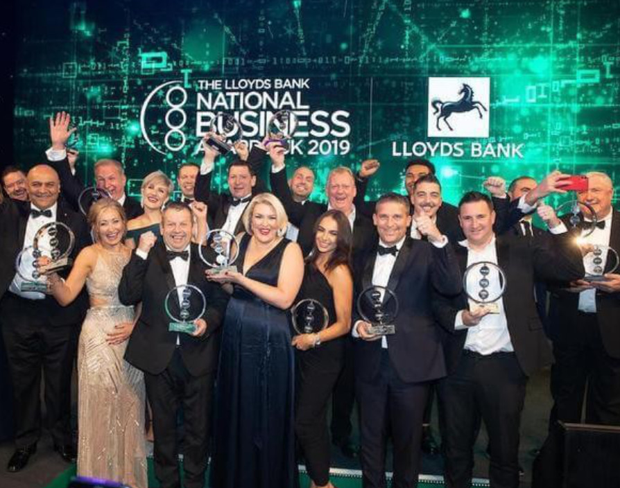Entries are open for the Lloyds Bank National Business Awards honouring UK's top businesses