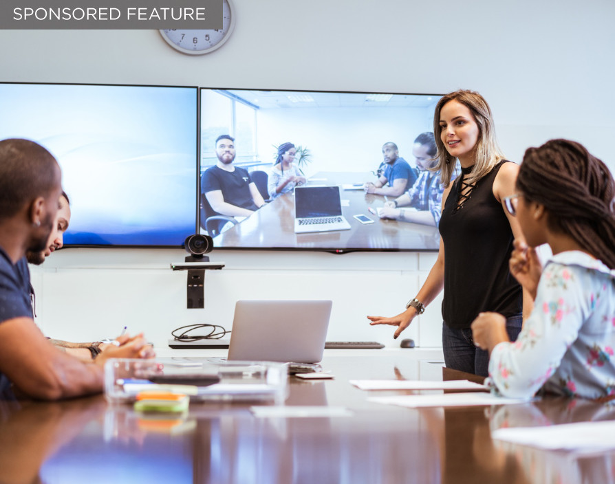 The rising role of video meetings in the new world of work