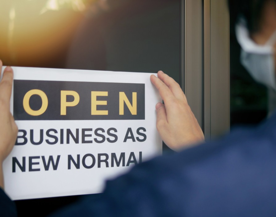 Don't let the new normal become the old normal!