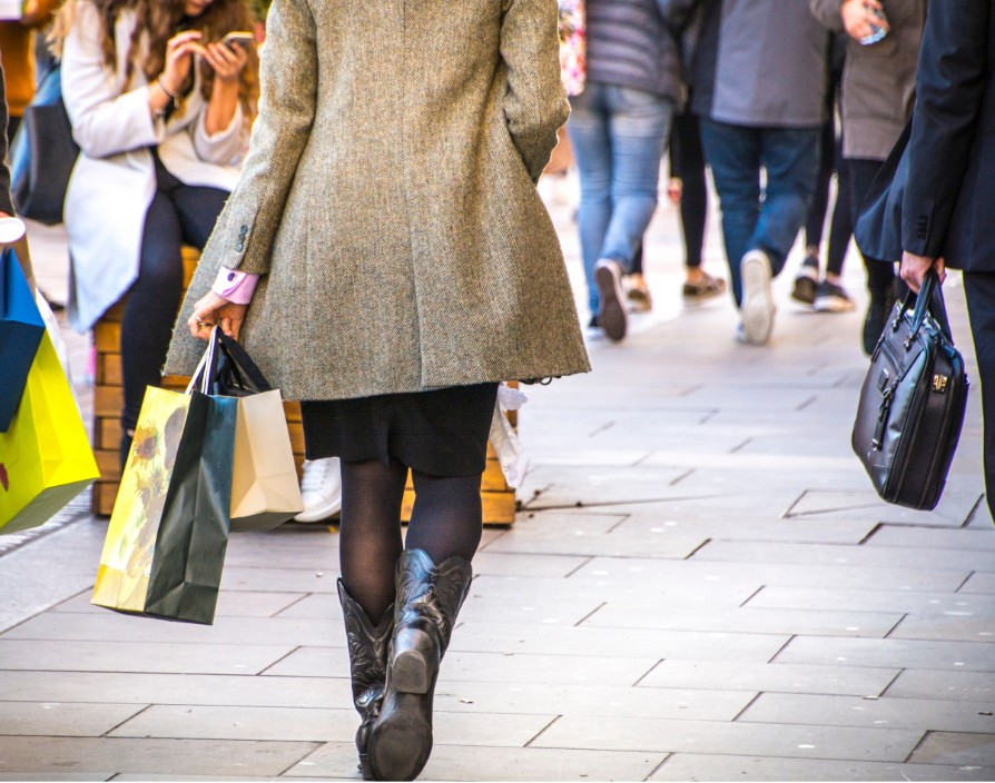 Should you return to the high street?