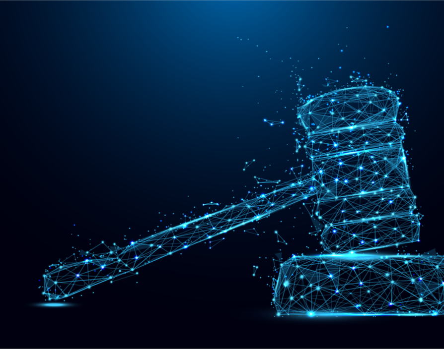 Will it be man vs machine even in the legal sector? We'll let you be the judge