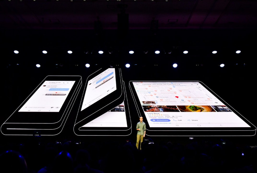 Is the Samsung foldable phone really that revolutionary EliteBusiness.co
