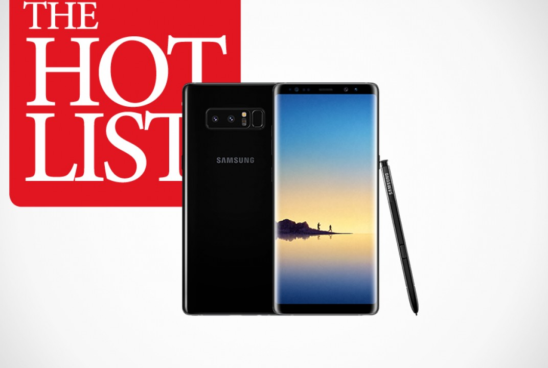 MAIN Galaxy Note 8 Top tech for entrepreneurs – July 2017– Items – EliteBusinessMagazine.co.uk