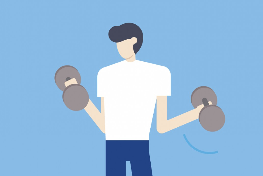 Why making gains at the gym can boost your health and your startup - EliteBusinessMagazine.co