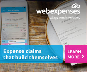 Web Expenses